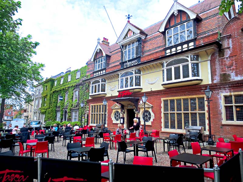 Things to Do in Norwich England